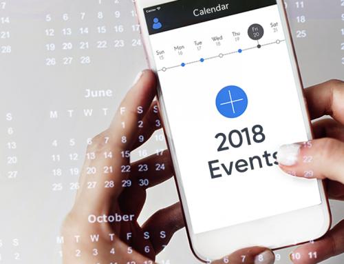 Tous les salons du digital 2018 à noter dans vos agendas